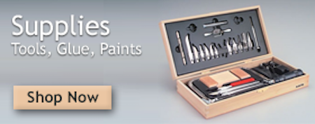 Supplies - Tools, Glues, Paints