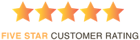 5-STAR Seller Rating - 98% of our customers rate their experience 5 Stars. See what our customers are saying!